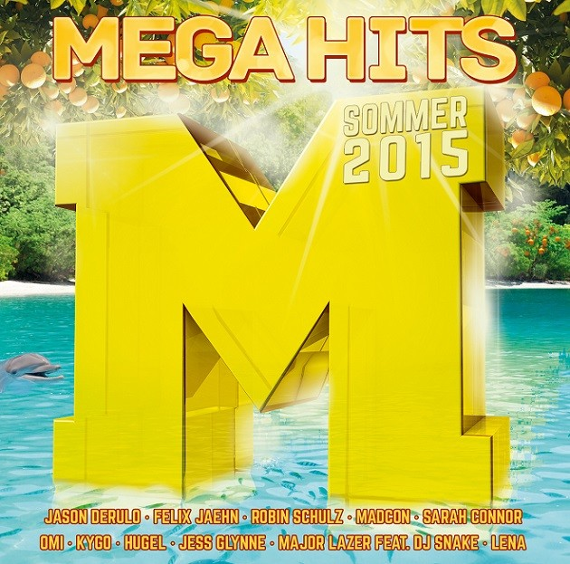 Megahits - Sommer 2015