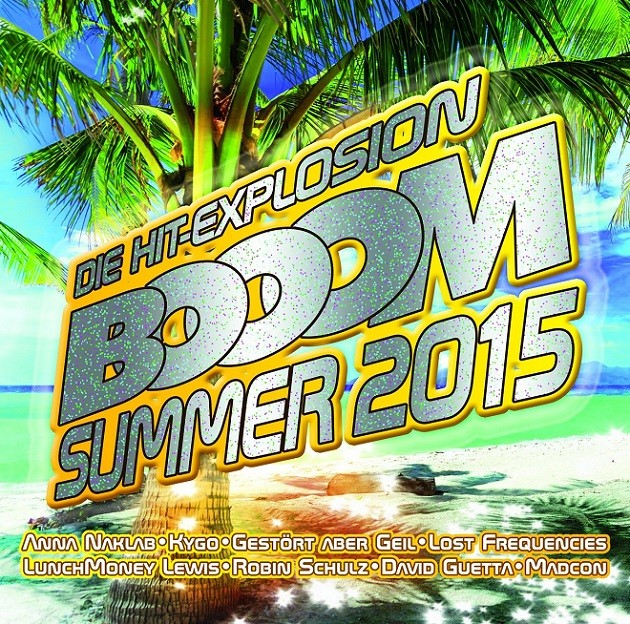 Booom Summer 2015