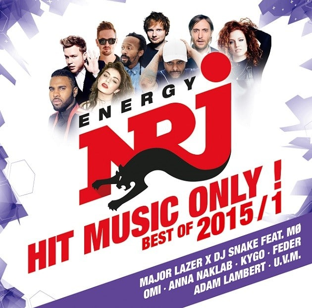 Energy Hit Music Only! Best of 2015 1