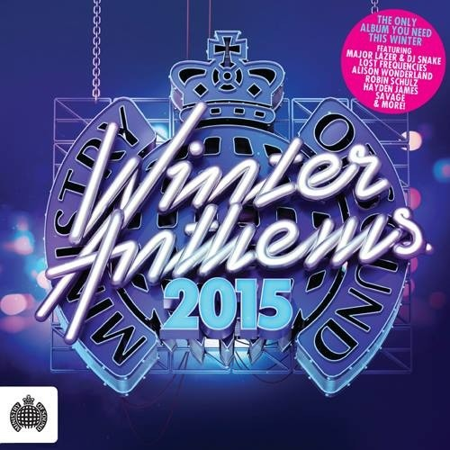 Ministry of Sound Winter Anthems 2015