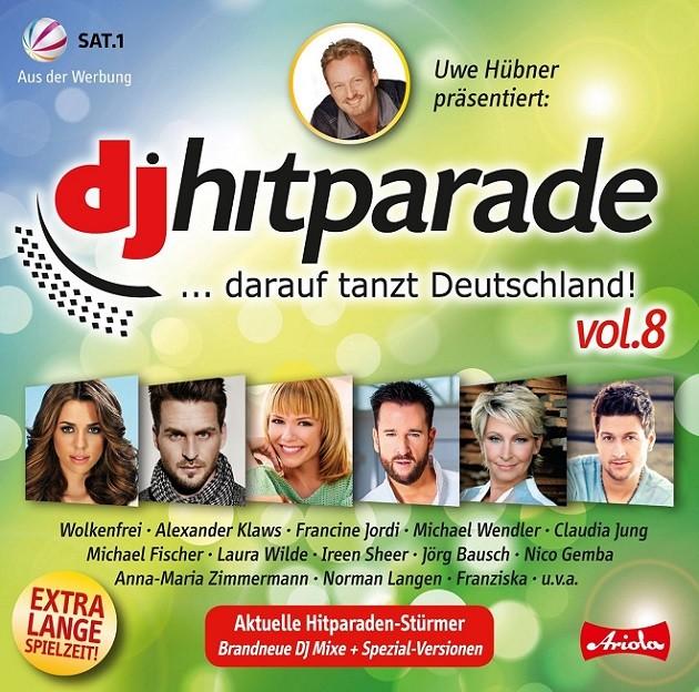 DJ Hitparade 8