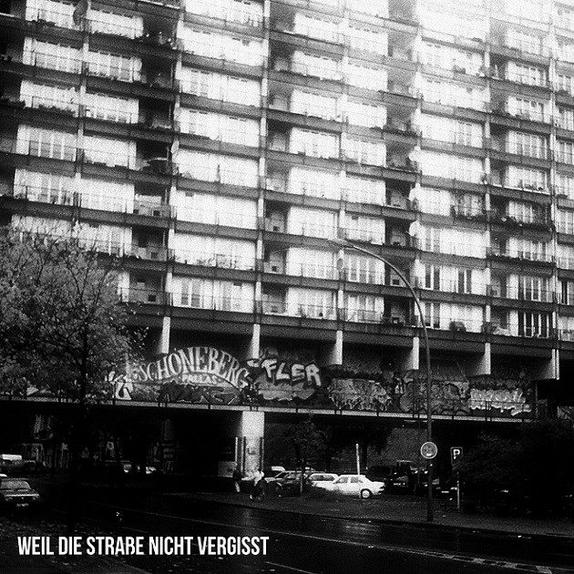 Frank White - Weil die Straße Nicht Vergisst