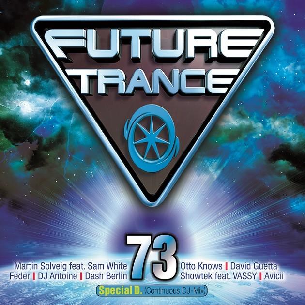 Future Trance 73 Cover