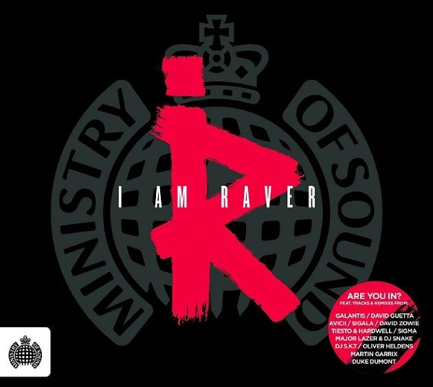 Ministry of Sound I am Raver