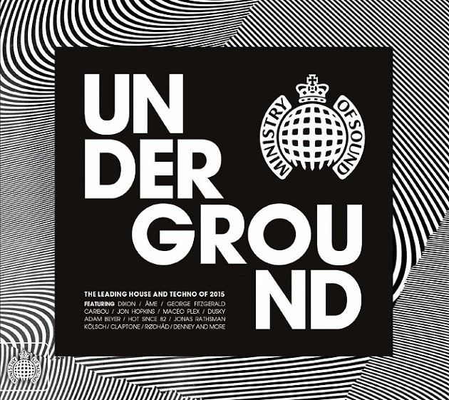 Ministry of Sound - Underground 2015