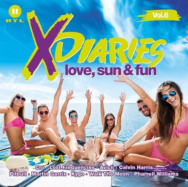 X-Diaries 6