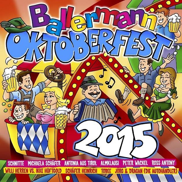 Ballermann Oktoberfest 2015