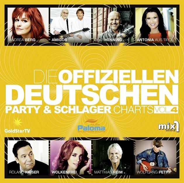 Die offiziellen Deutschen Party- & Schlager Charts 4