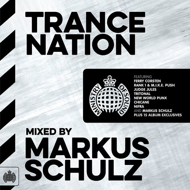 Ministry of Sound Trance Nation