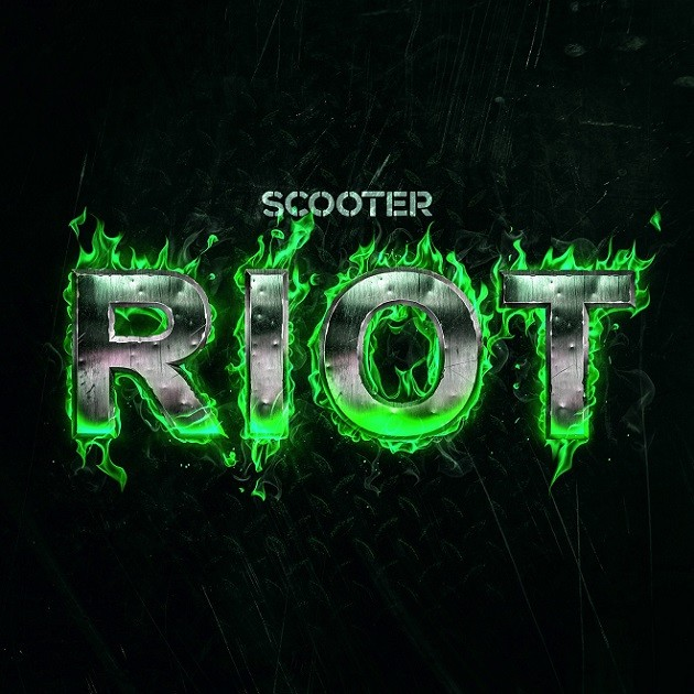 Scooter - Riot
