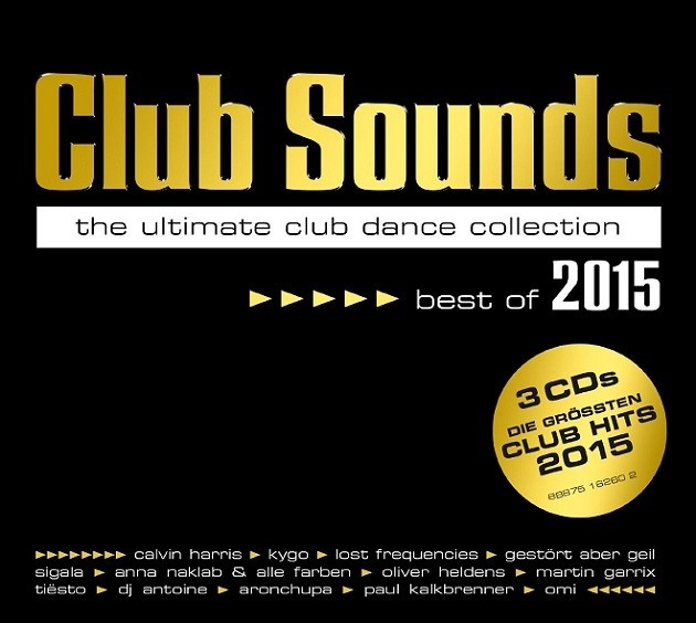 Club Sounds Best of 2015