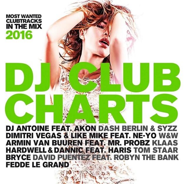 DJ Club Charts 2016
