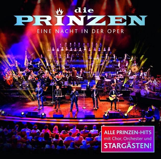 Die Prinzen - Eine Nacht in der Oper