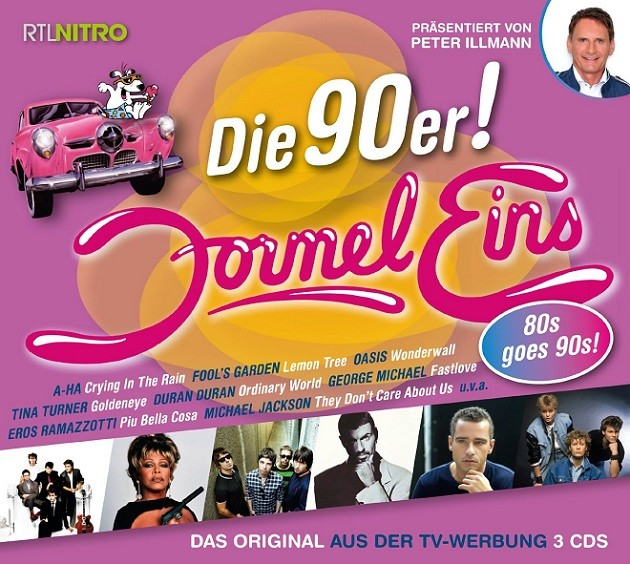 Formel Eins - Die 90er