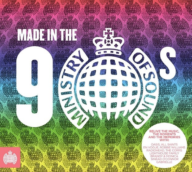 Ministry of Sound - Made in the 90s