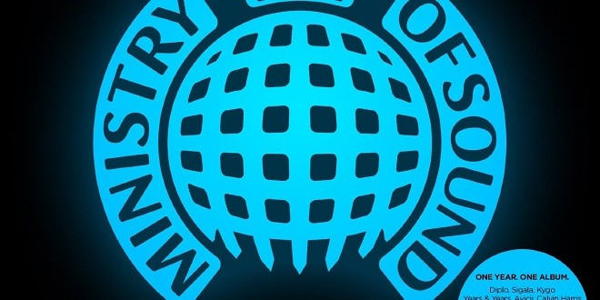 Ministry of Sound – The Annual 2016 (Tracklist) › Tracklist Club