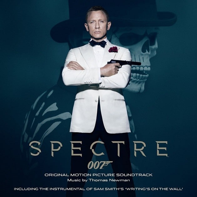 Soundtrack James Bond Spectre