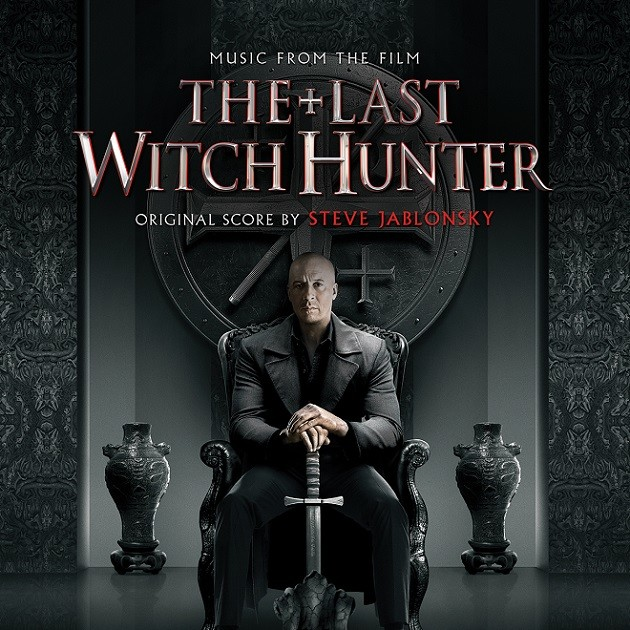 Soundtrack The Last Witch Hunter