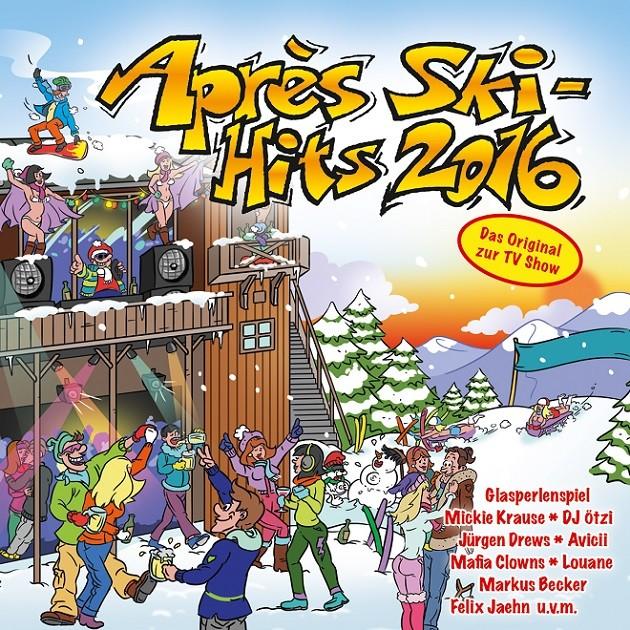 Apres Ski Hits 2016