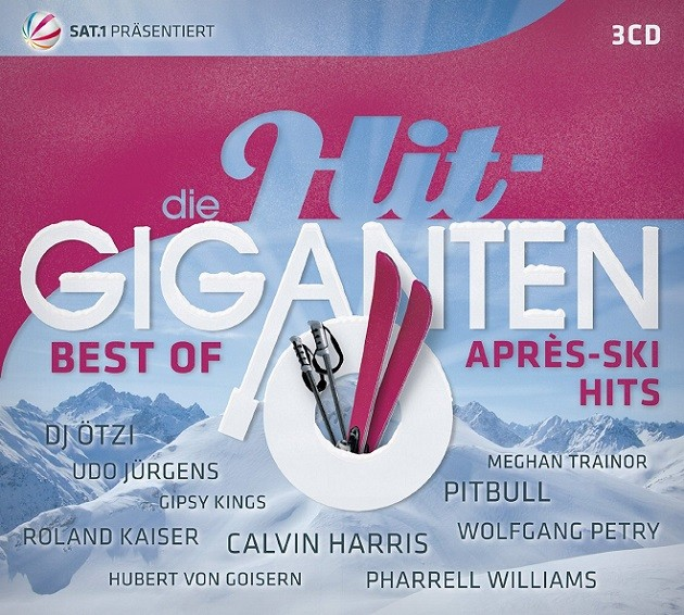 Die Hit Giganten Best of Après Ski Hits