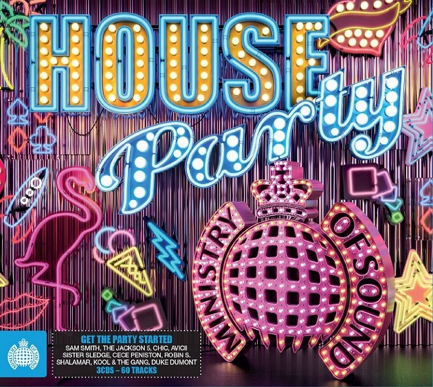 Ministry of Sound - House Party
