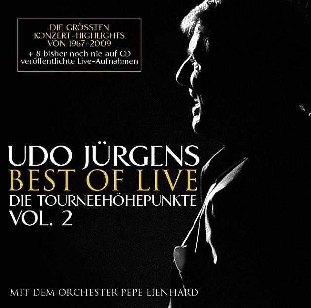 Udo Jürgens - Best of Live Die Tourneehöhepunkte 2