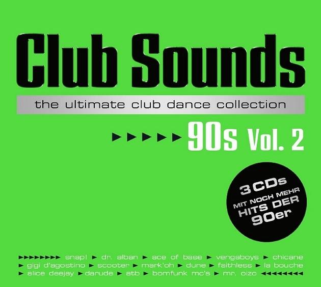 Club Sounds 90s 2