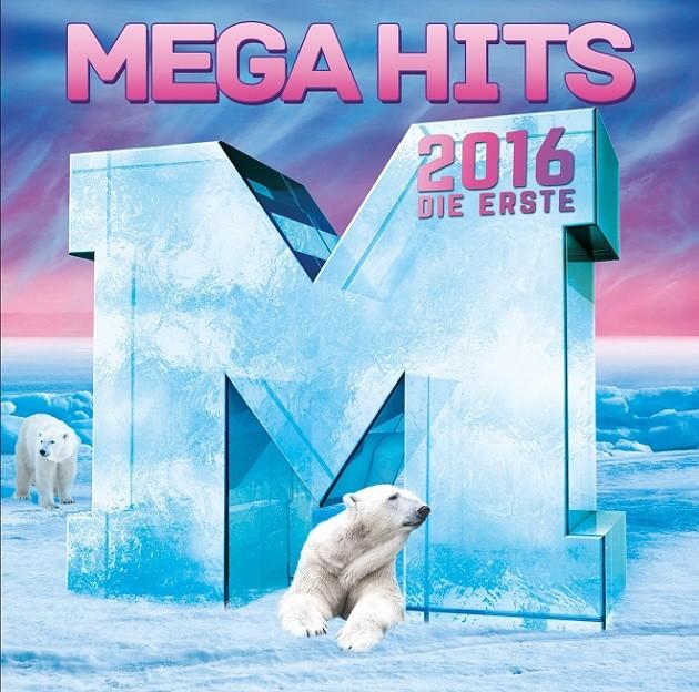 Mega Hits 2016 - Die Erste