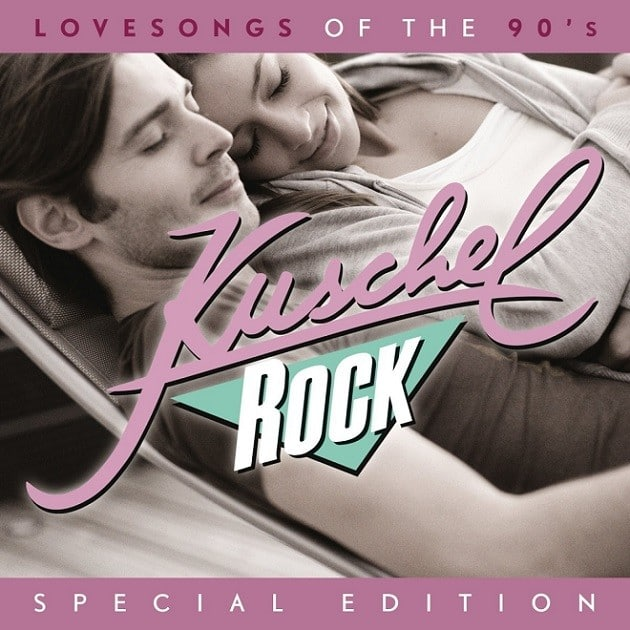 Kuschelrock Lovesongs of the 90's