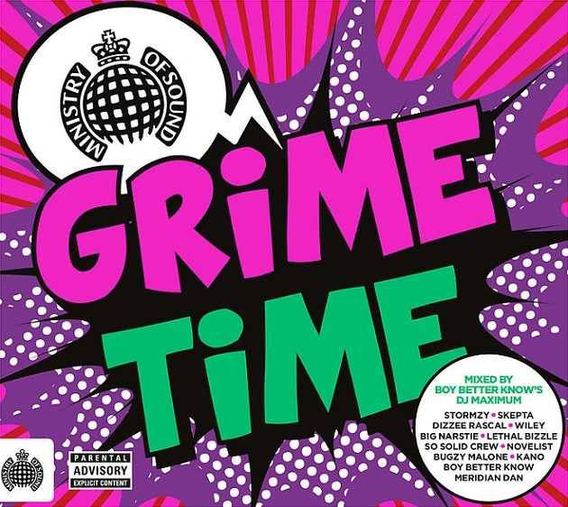 Ministry of Sound Grime Time