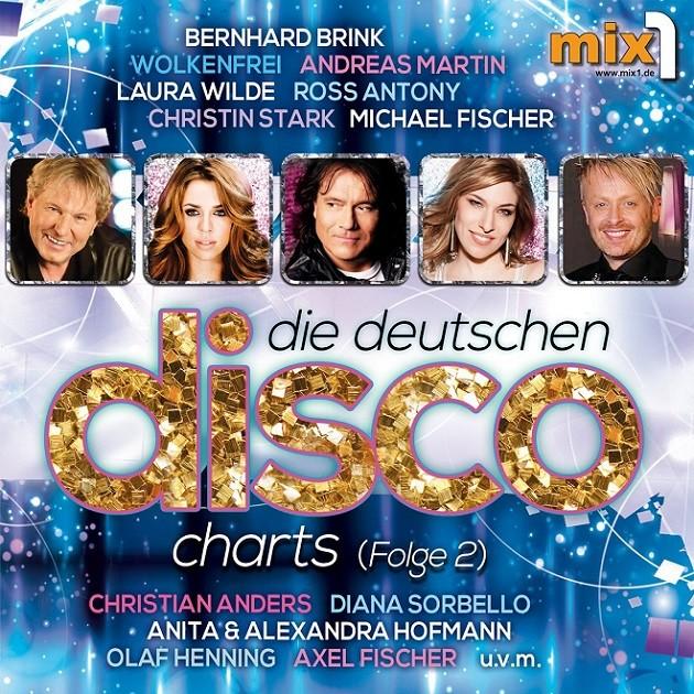 Die Deutschen Disco Charts Folge 2