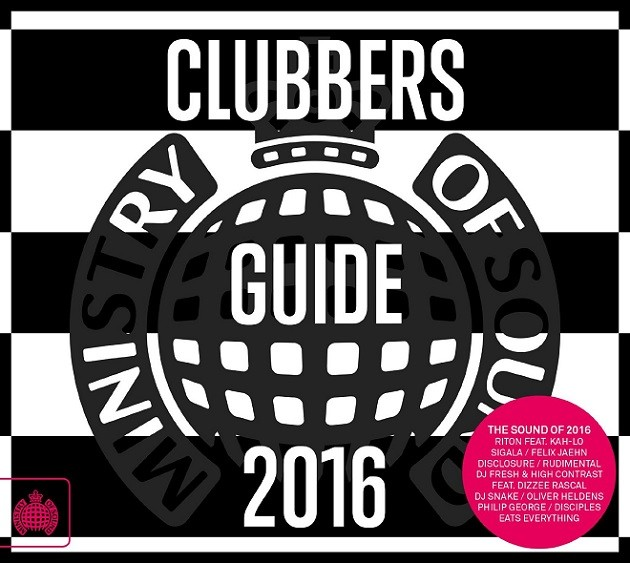 Ministry of Sound Clubbers Guide 2016