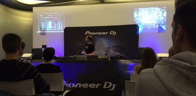 Pioneer DJ Dancefair