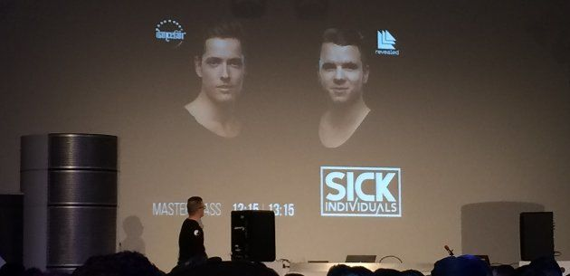 Sick Individuals Dancefair 2016