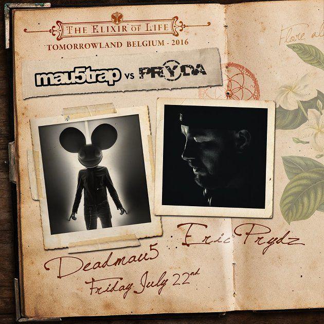 mau5trapvsPryda-Tomorrowland2016