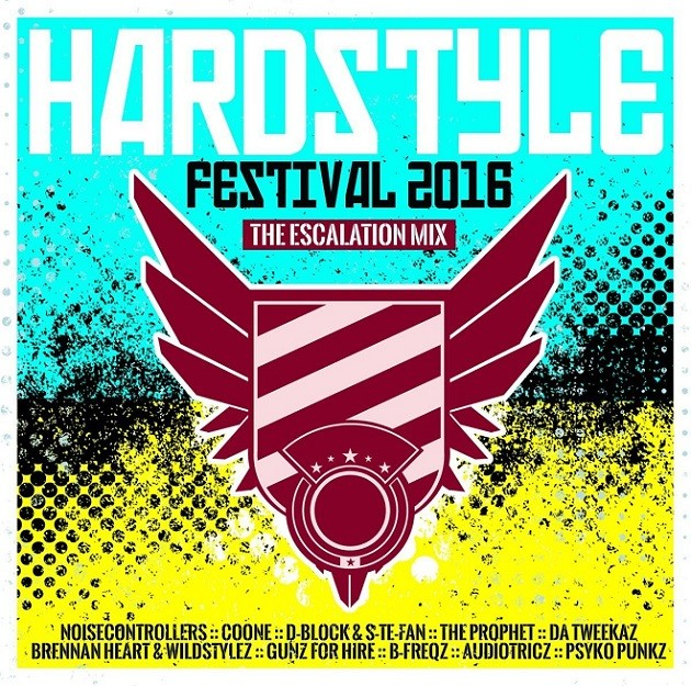 Hardstyle Festival 2016 - the Escalation Mix