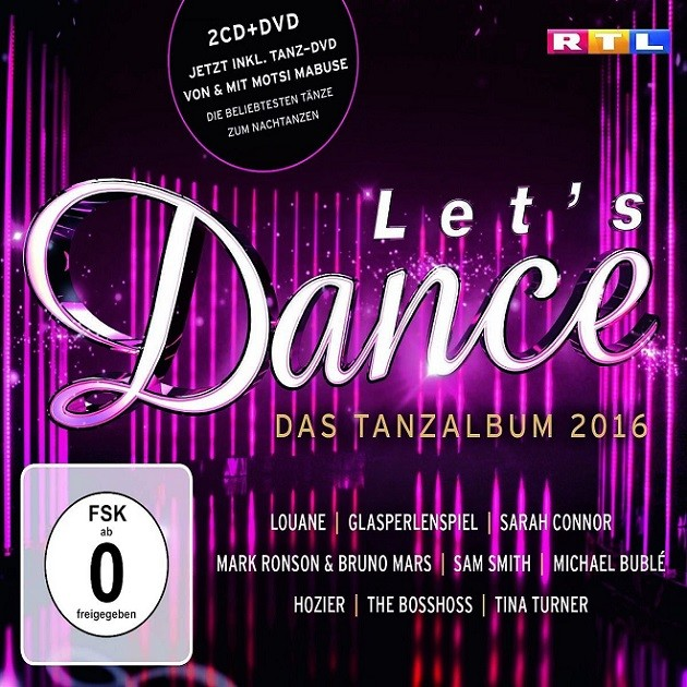 Let's Dance - Das Tanzalbum 2016