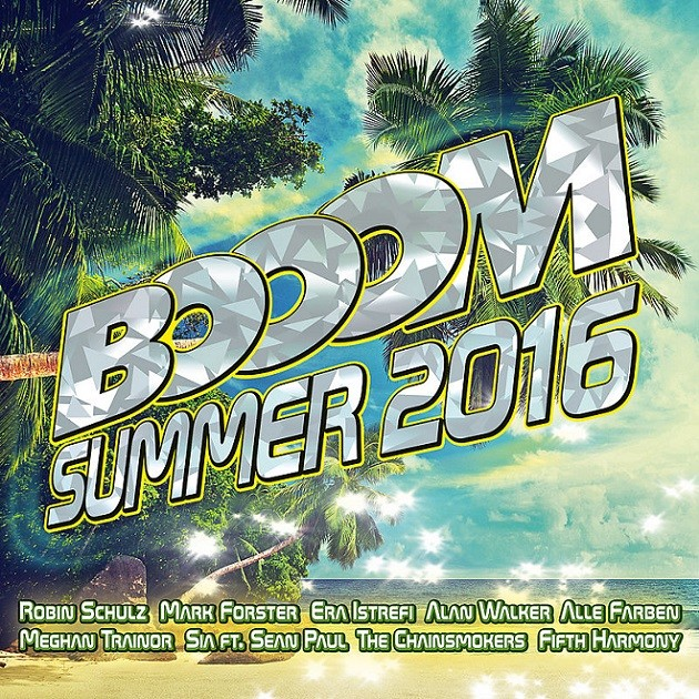 Booom Summer 2016