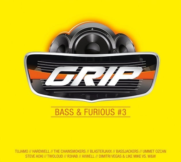 Grip Bass & Furious 3