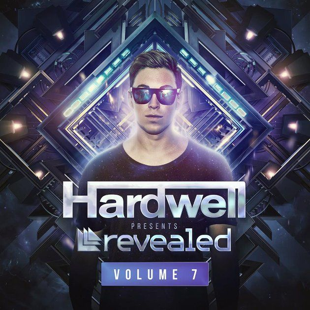 Hardwell pres. Revealed Vol 7 Cover