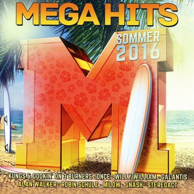 Megahits-Sommer 2016
