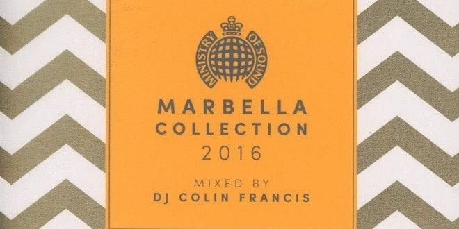 Ministry of Sound Marbella Collection 2016 (Tracklist) › Tracklist Club