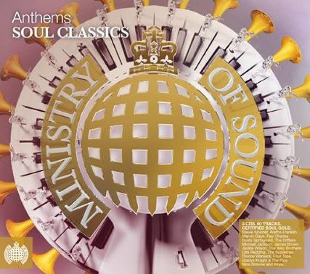 Ministry of Sound Anthems Classic Soul