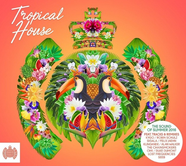 Ministry of Sound Tropical House