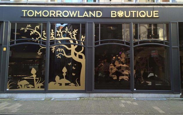 Tomorrowland-Boutique