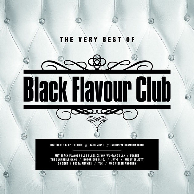 Black Flavour Club - The Very Best of