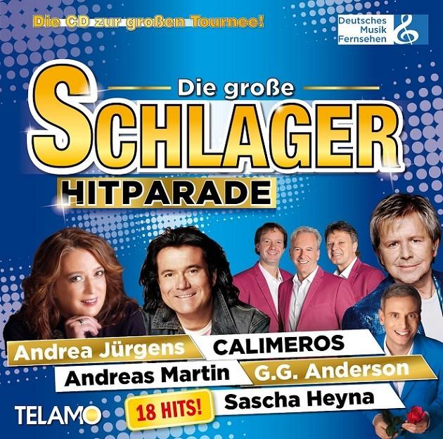 Die Große Schlager Hitparade 2016