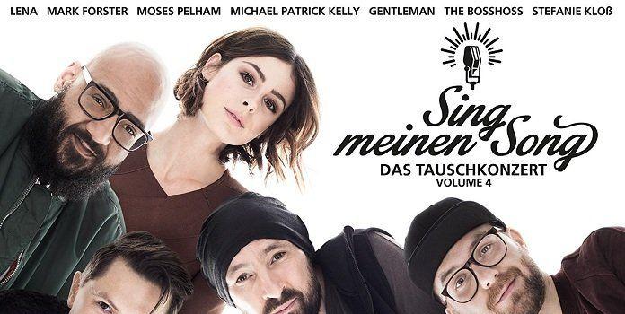Sing Meinen Song Das Tauschkonzert 4 Tracklist Tracklist Club