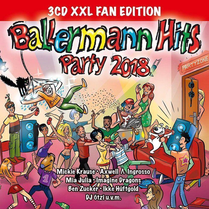 Ballermann Hits Party 2021