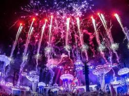 Tomorrowland 2018 Mainstage